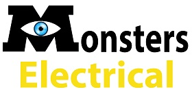 Monsters Electrical Logo