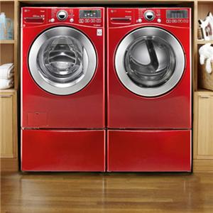 Electric Washer and Dryer Hook Up %%city%%