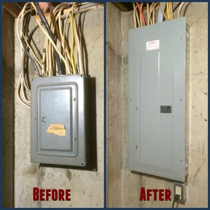 Electric Panel Replacement %%city%%