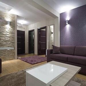 residential modern interior lighting