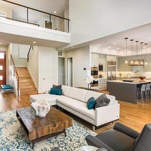 residential modern interior
